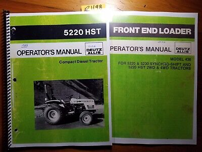 Compact Tractor Loader | Owner's Guide to Business and Industrial
