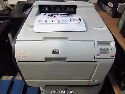 HP CP2025N CB494A A4 Colour Laser Printer 20ppm  USB LAN 54,357 PRINTS