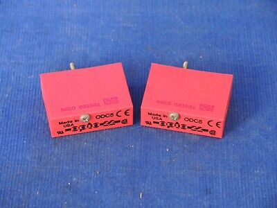 Opto 22 Odc5 Solid State Relay Lot Of 2