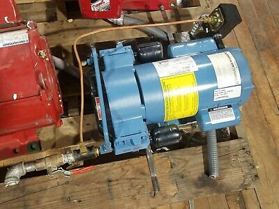 General Ol525100ac Automatic Oilless Air Compressor Sprinkler System 1hp 50psi