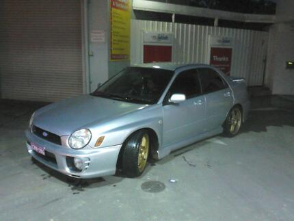 2001 bug Eye wrx lookalike swaps!! Brisbane Region Preview
