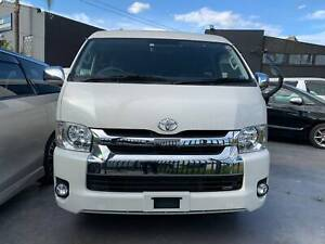 Toyota HIACE 2018 Commuter 10 SEATER Yagoona Bankstown Area Preview