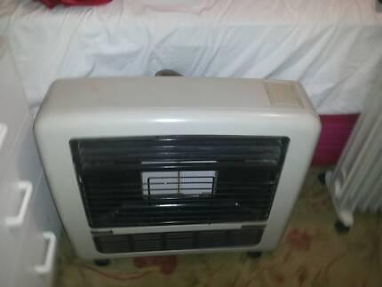 Rinnai Gas Flued Heater