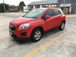 Holden trax 2016 LS model auto low Ks 20,000  like new Dereel Golden Plains Preview