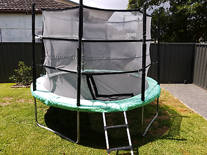 Used Vuly Trampoline Adamstown Newcastle Area Preview