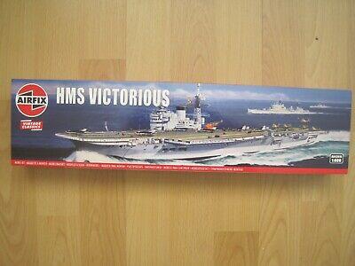 HMS Victorious Schiff Bausatz aus Plastik 1:600 *NEU* Airfix Vintage Classics