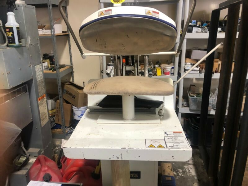 Forenta mushroom press