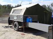 Off-road Camper Trailer Williamstown Barossa Area Preview