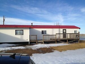 Trailer on Corner lot For SALE in Consort