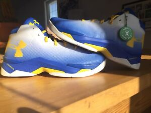 Stephen Curry Shoes Brand New Size 10