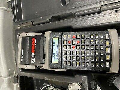 Brady Tls 2200 Thermal Printers - Lot Of 2