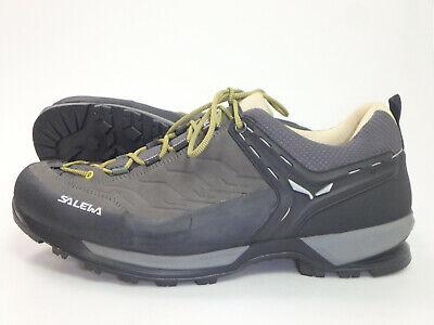 Salewa #34476 Mountain Trainer L Wandern Hiking Herren Schuhe Trekking 47 Braun