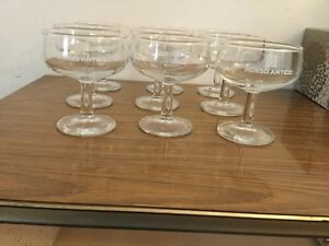 Rosso antico champagne glasses x9 Auburn Auburn Area Preview