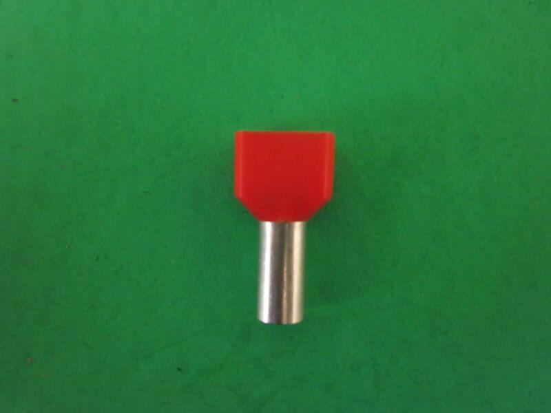 Altech Dual Wire Red Ferrule 2801.0 - Lot of 2000+