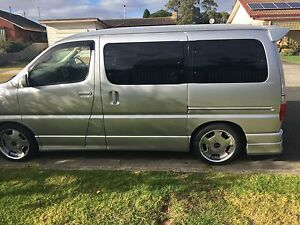 PRICED TO SELL HI ACE Grand PEOPLE MOVER 6 cylinder AUTOMATIC Newcomb Geelong City Preview