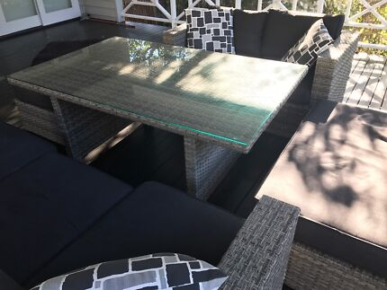 Wanted: Outdoor dining suite - 8 seater