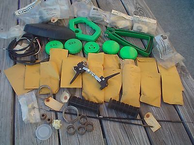 Lot OEM Repair Parts Lawnmower Weedwacker Trimmer Landscapin