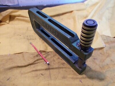 C Frame Punch Sheet Metal Hole Press Brake Tool Unit Unipunch Usa 12 Aj 1 12