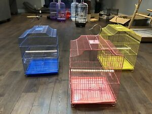 BEAUTIFUL NEW SMALL BIRD CAGES