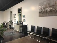 Barber and Hairstylist wanted for Chair Rental/Hourly