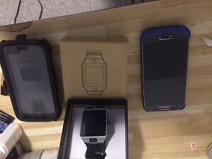 $250obo/trade Samsung s4 package