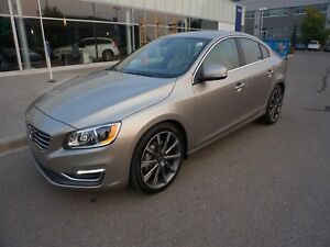 2015 Volvo S60 T5 AWD with special 0.9% for 60 months!!!