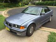 BMW 325i Convertible   1995 Bangalow Byron Area Preview