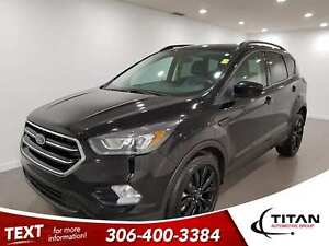 2017 Ford Escape SE|2.0 Ecoboost|AWD|CAM|NAV|Htd Seats|