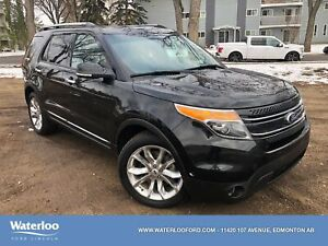 2014 Ford Explorer Limited | Heated/Cooled Seats | Reverse Camer