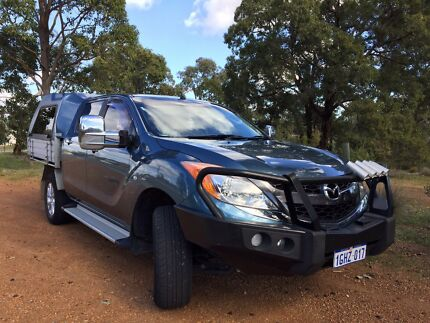 Mazda BT50 2012 XTR Port Kennedy Rockingham Area Preview