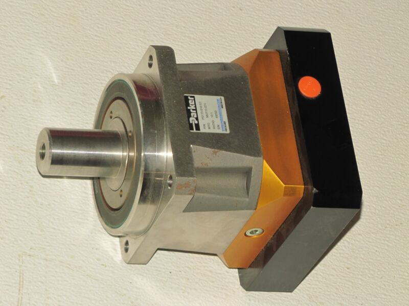PARKER GEAR REDUCER  Type: PS115-010-S2 10:1 RATIO -NEW-