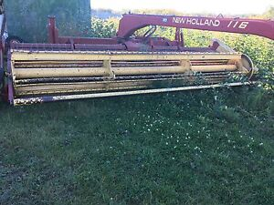 New Holland Haybine for sale