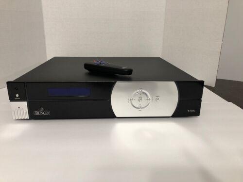 Runco Digital Video Controller / Processor Vivix Model VX-1000 With Remote