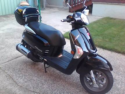 Kymco Like 125 almost new condition