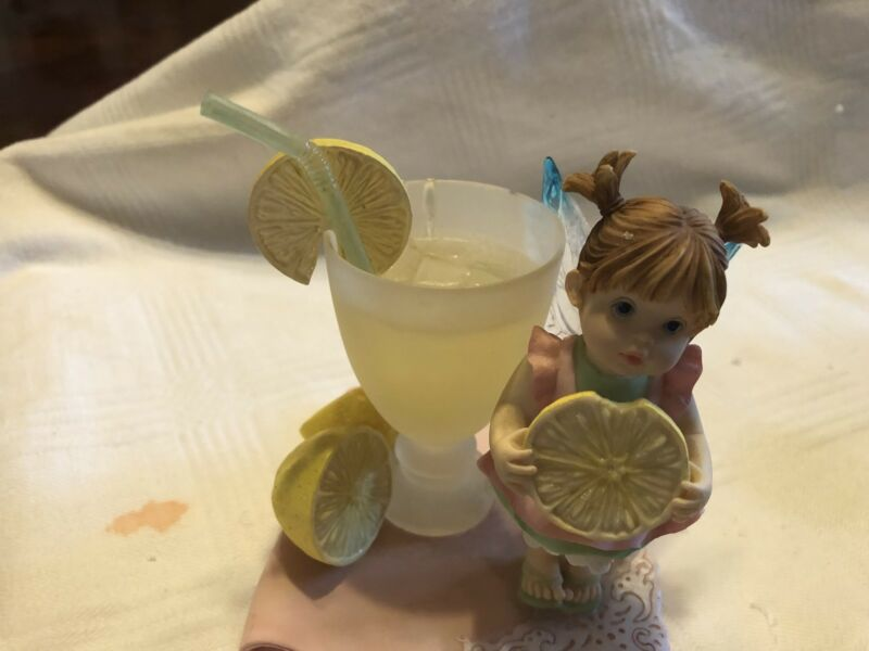 "My Little Kitchen Fairies ""Lemonade FAIRIE"" 2005"
