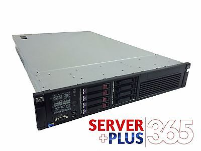 Enterprise HP ProLiant DL380 G7 2x 2.66GHz 12-Cores 128GB RAM 4x 450GB HDD