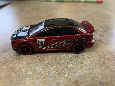 Hot Wheels Speed Machines 2008 Lancer Evolution