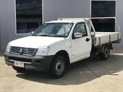 2005 Holden Rodeo DX Cab Chassis ute Slacks Creek Logan Area Preview