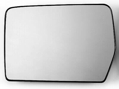 For F150 2004-2010 MARK LT 2006 Heated Mirror Glass Left Driver LH 4L3Z17K707DB