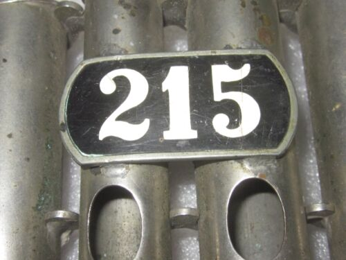 Old Railroad Number 215 Coin Change Dispenser