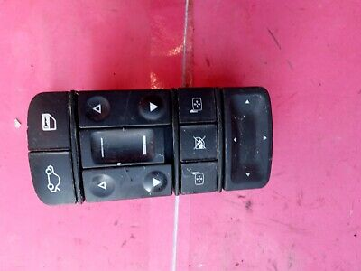 Vectra C 2006-2008 Front Passenger Electric Window Single Switch 9185959