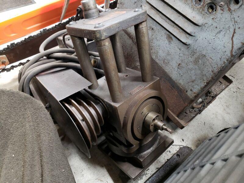 Dumore Versa-Mil No 3 Portable Machining