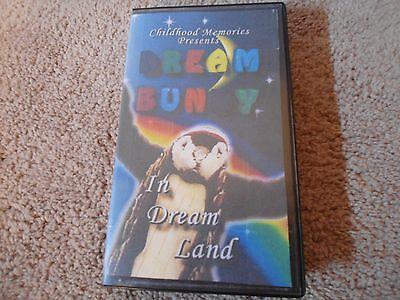 DREAM BUNNY VHS * Cult * Weird Disturbing Failed Children