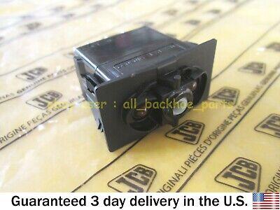 Jcb Backhoe - Genuine Jcb 8 Pin Panel Switch Part No. 70160002