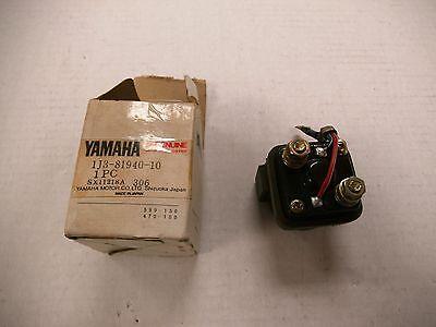 <em>YAMAHA</em> STARTER RELAY ASSEMBLY TX500 XS500 1J3 81940 10