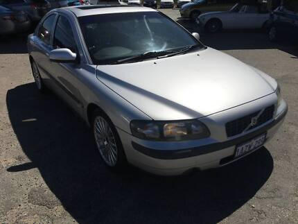 2001 Volvo S60 Sedan Beaconsfield Fremantle Area Preview