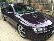 VY SS 2004 Holden Commodore Ute Croydon Maroondah Area Preview