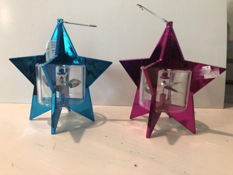 Vintage Twinkler Spinner Ornaments
