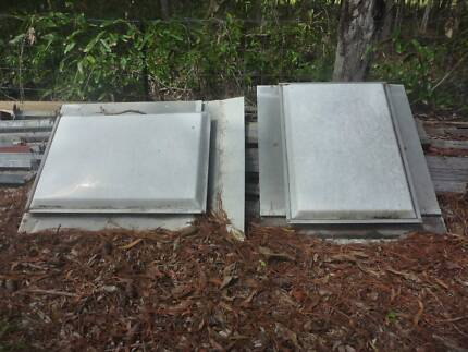 2 LARGE SKYLIGHTS Caboolture Caboolture Area Preview