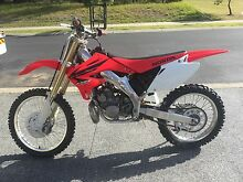 2007 Honda CR250 Fletcher Newcastle Area Preview